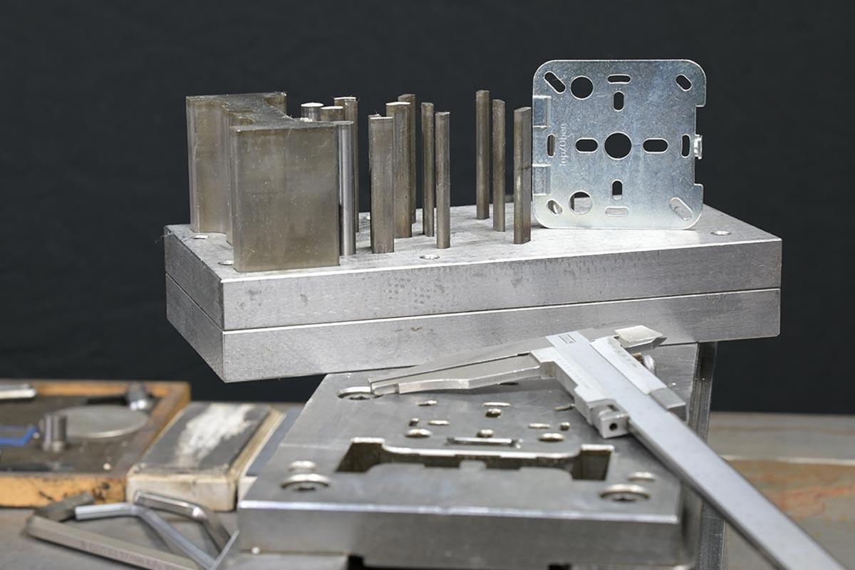 Symbolbild Werkzeugbau